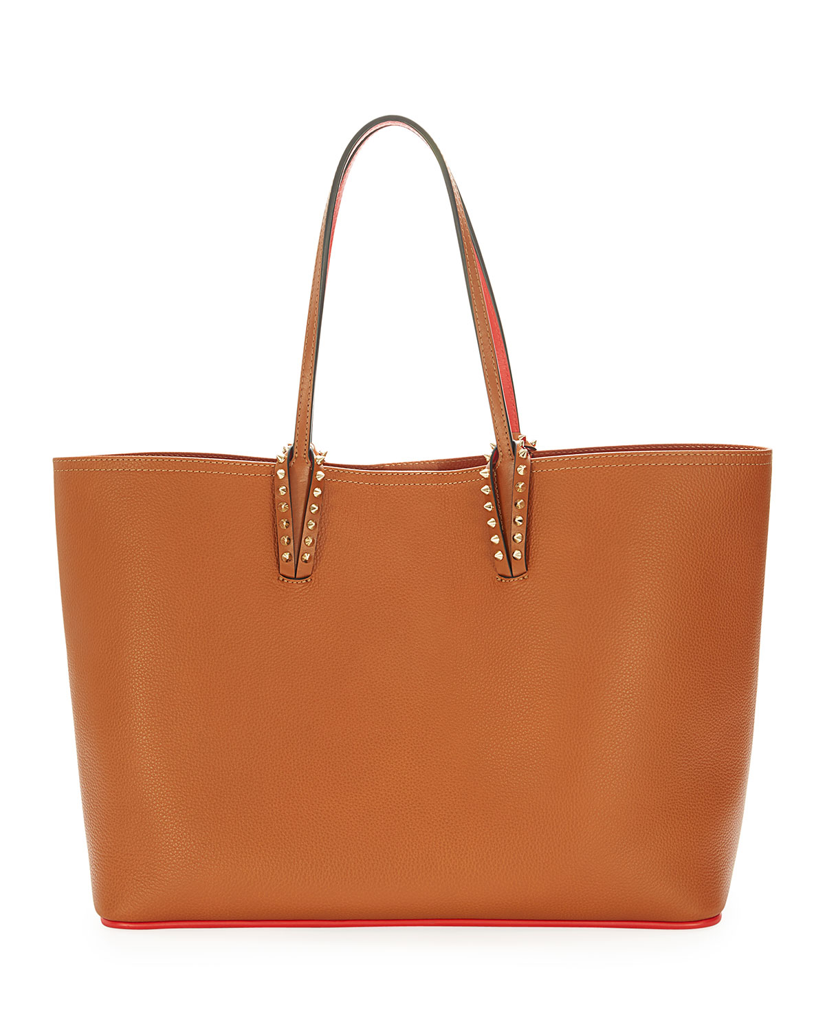 a8ec04da9712 Christian Louboutin Cabata East-West Leather Tote Bag