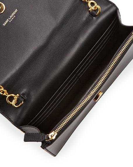 Kate Monogram Tassel Chain Wallet