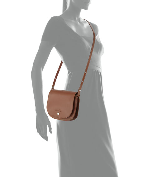 0c573dd6e0 Longchamp Le Foulonne Small Crossbody Bag | Neiman Marcus