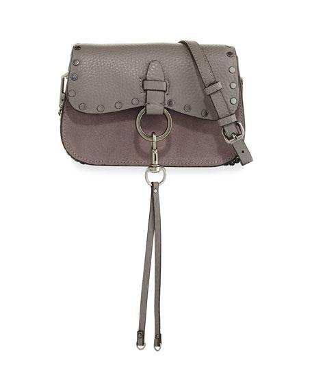 Rebecca Minkoff Keith Small Saddle Crossbody Bag Neiman