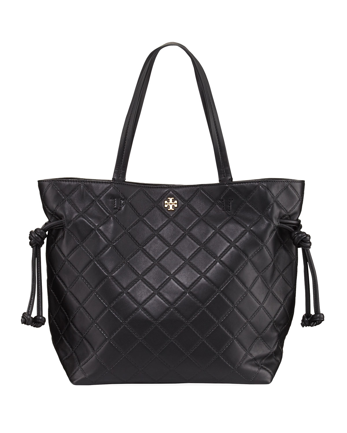 0bbe7ddc4c28 Tory Burch Georgia Slouchy Quilted Leather Tote Bag