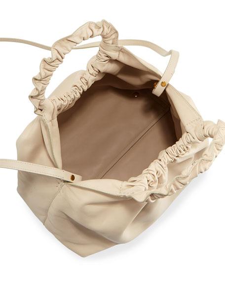 THE ROW Medium Double Circle Shoulder Bag