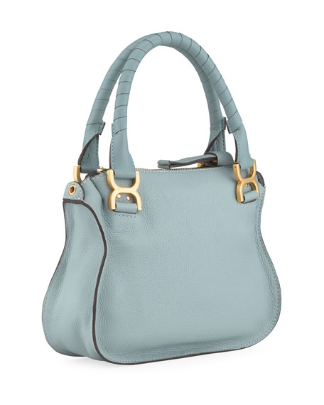 Marcie Small Double-Carry Satchel Bag