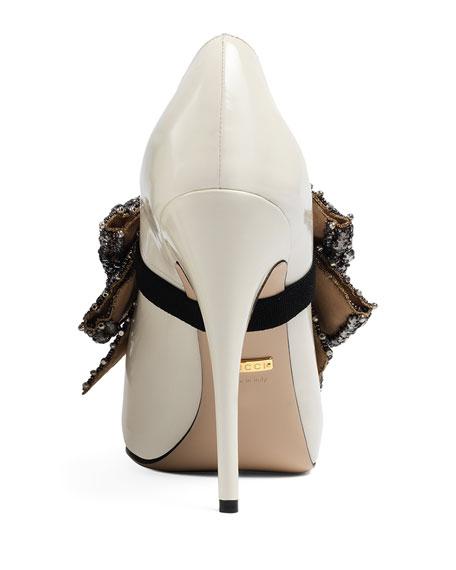 Elaisa Crystal Bow Pump