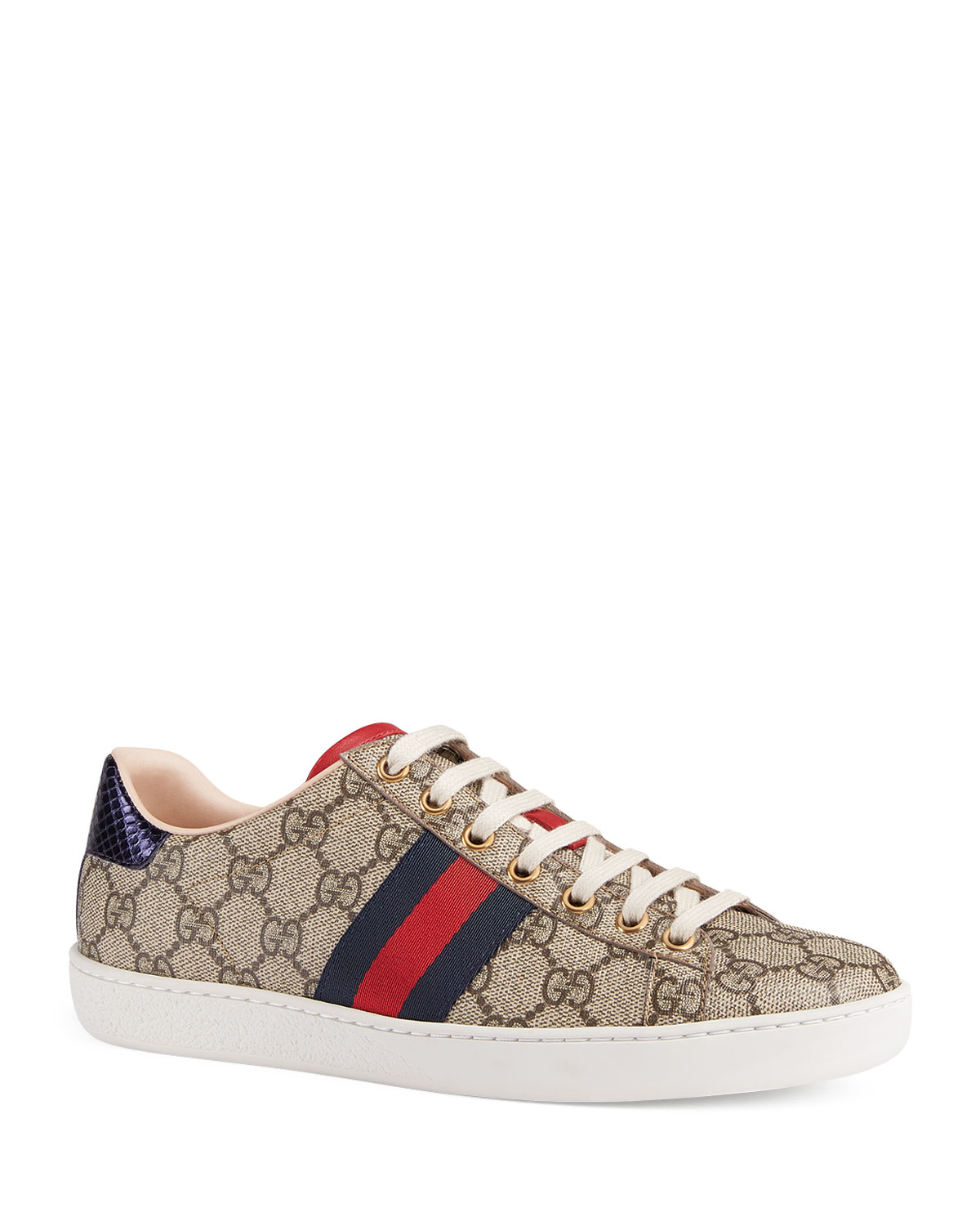 Gucci New Ace GG Supreme Trainer