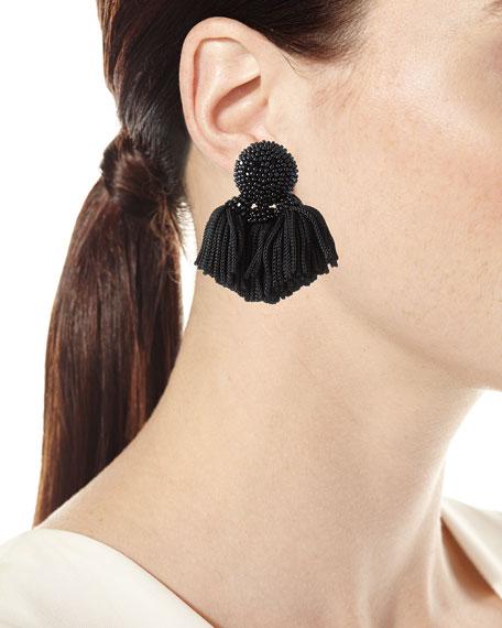 Mini Chacha Tassel Earrings