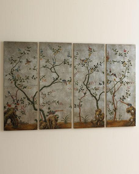 Asian Wall Panels