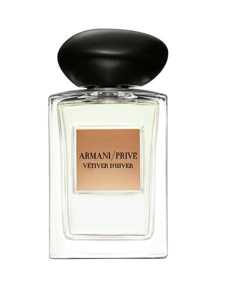Giorgio Armani Prive Vetiver D'Hiver Eau De Toilette,