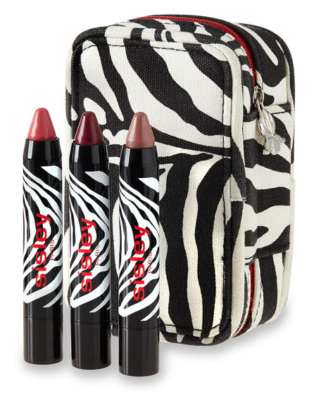 Sisley-Paris Limited Edition Phyto-Lip Twist Set ($150 Value)