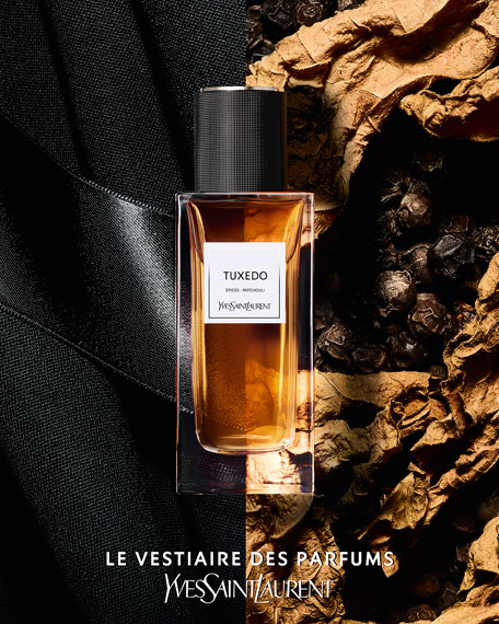 Yves Saint Laurent Beaute Exclusive LE VESTIAIRE DES PARFUMS Tuxedo Eau de Parfum, 4.2 oz./ 124 mL