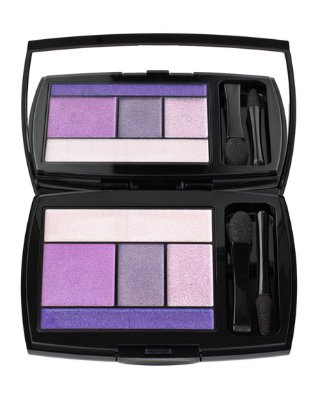 Lancome Color Design 5 Pan Eyeshadow Palette