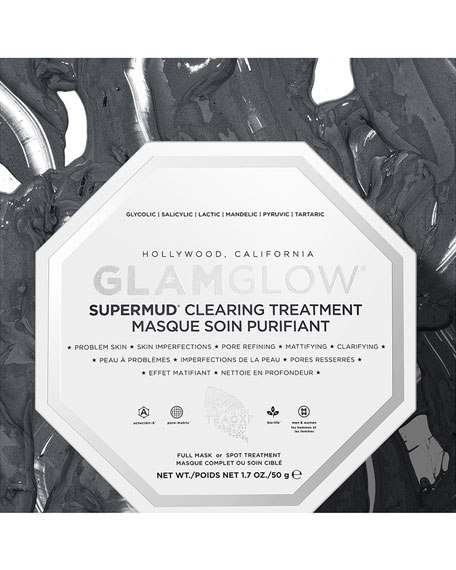 Image 2 of 5: SUPERMUD&#174 Clearing Treatment