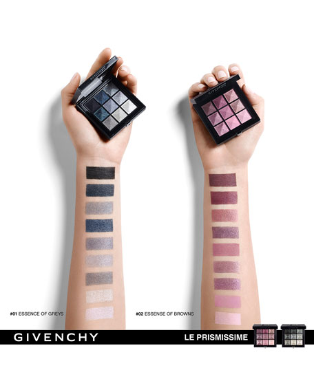 Image 5 of 5: Givenchy Essence Of Shadows Prismissime Eye Palette Limited Edition