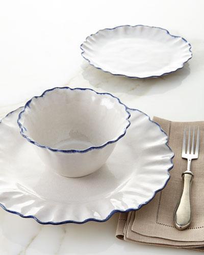 16-Piece Cabbage Dinnerware Service