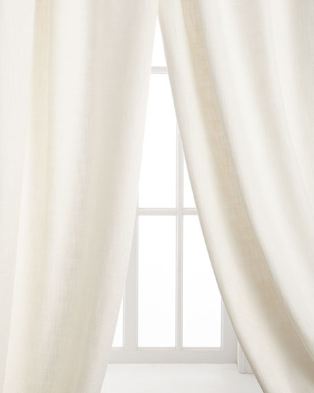 "Each 55""W x 96""L Brookline Curtain"