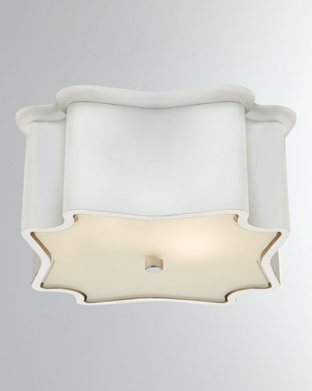 AERIN Bolsena Deco Flush Mount Light