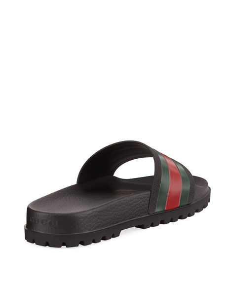 Pursuit Trek Web Slide Sandal