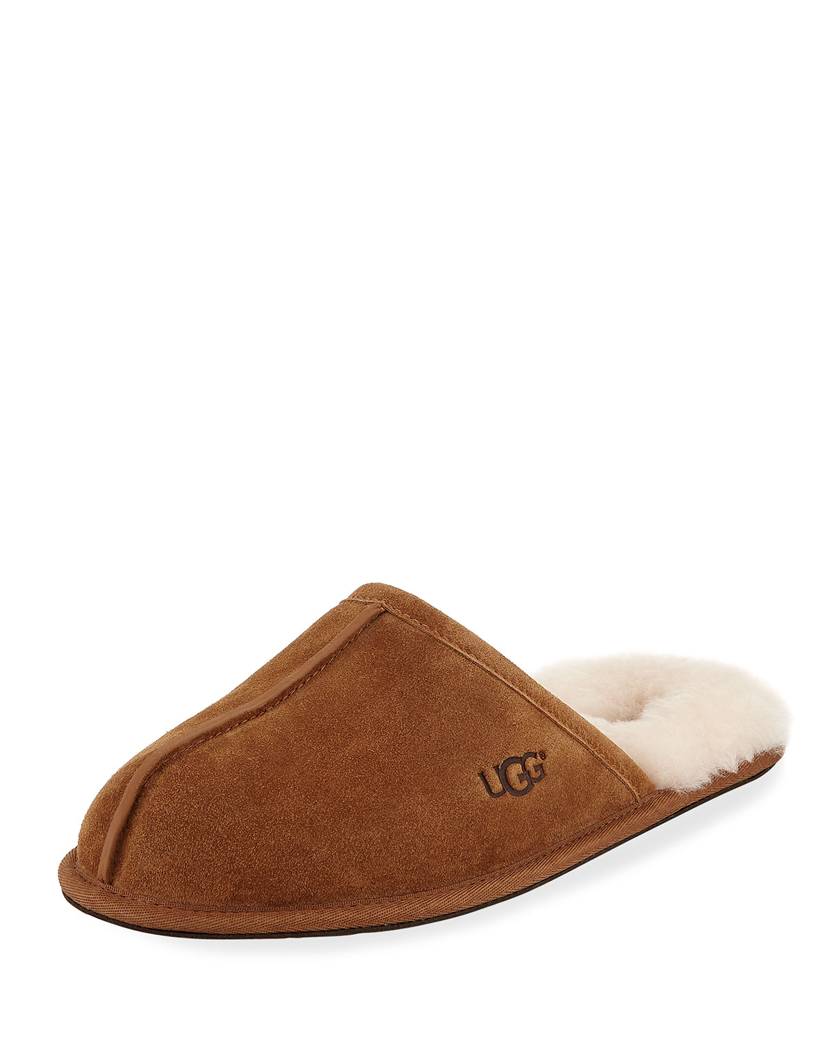 2c2fe314199e UGG Men s Scuff Shearling Mule Slipper