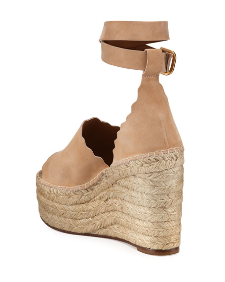 aa159d6b4fd8 Image 4 of 4  Suede d Orsay Espadrille Sandal
