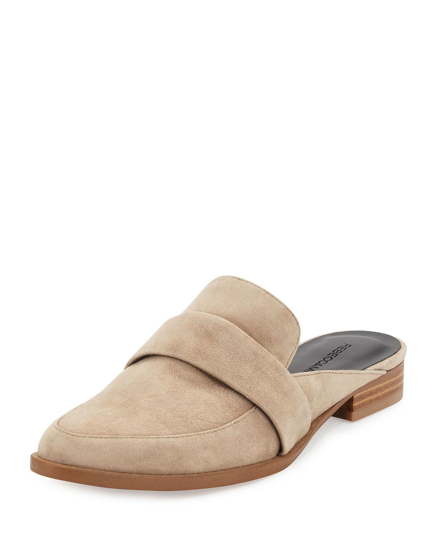 277be5b6284 Rebecca Minkoff Mika Leather Slide Loafer