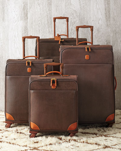 Bric's Brown MyLife Luggage