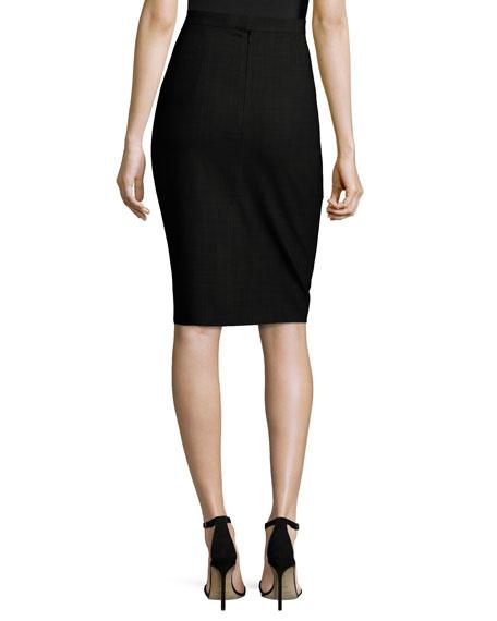 Hemdall B Continuous Pencil Skirt