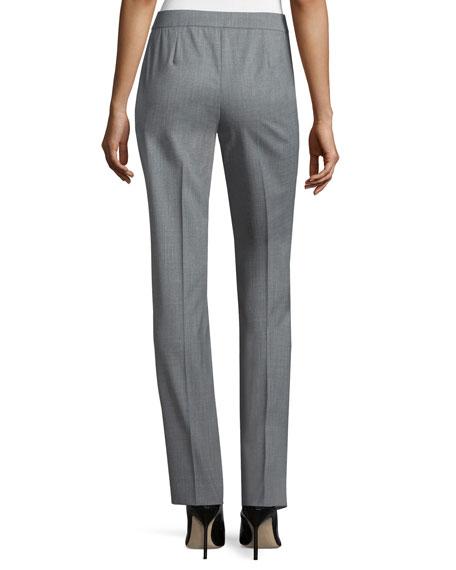 Barrow Stretch-Wool Pants