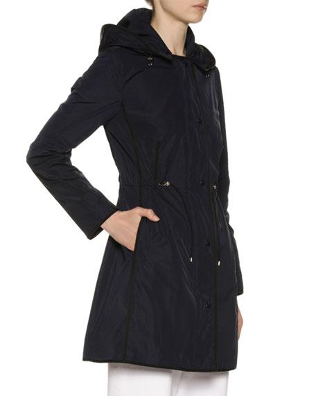 Moncler Anthemis Lightweight Raincoat