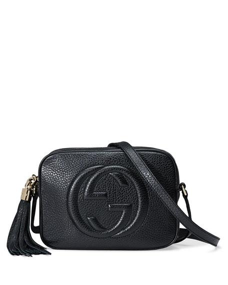 Gucci Soho Disco Leather Bag Black