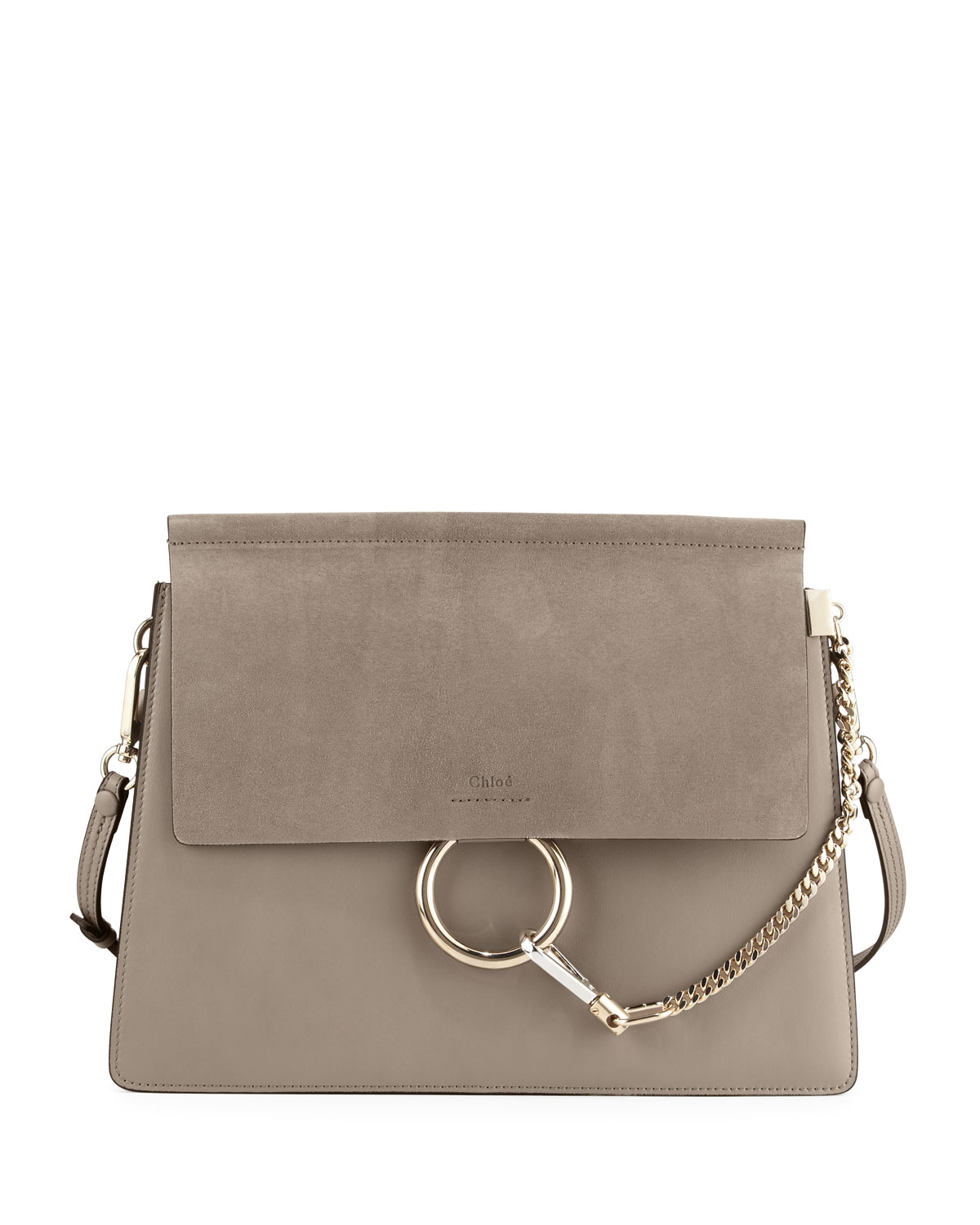 931df31b573ff Chloe Faye Medium Flap Shoulder Bag | Neiman Marcus