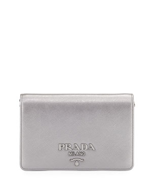 28fbffba3f28 Prada Wallets, Keychains & Bag Charms at Neiman Marcus