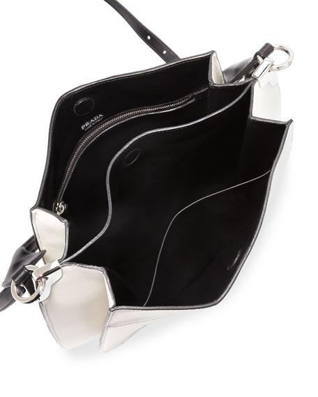 Prada Large Prada Margit Shoulder Bag