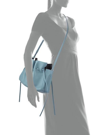 Mansur Gavriel Protea Leather Bucket Bag