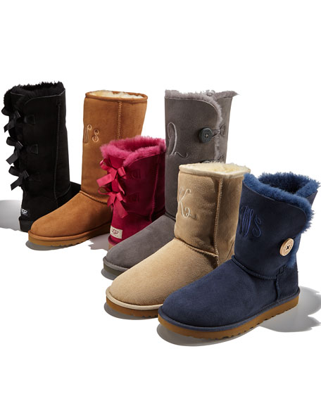 Classic Short Suede Boots