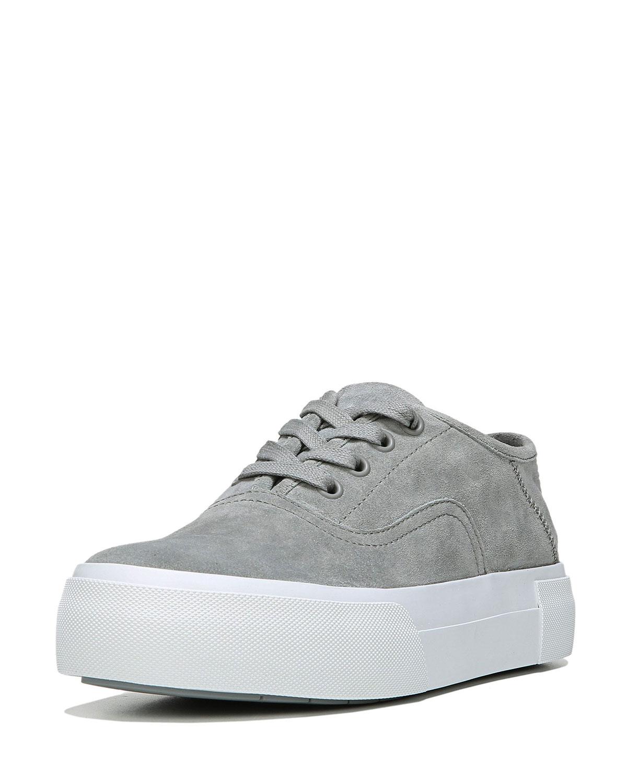 34510c2210bd Vince Copley Suede Platform Low-Top Sneaker