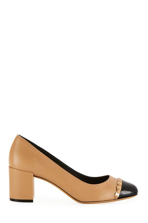 """Details about Stuart Weitzman High Heels Wooden Wedge Mules Women's 8.5 Dogs Bow Brown 3 34"""""""