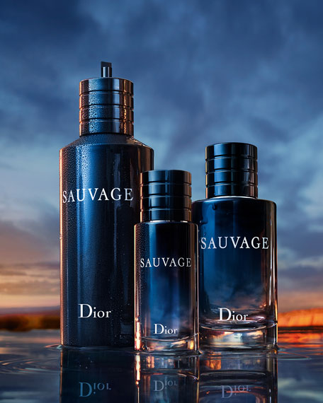 Image 3 of 5: Dior 3.4 oz. Sauvage Eau de Toilette