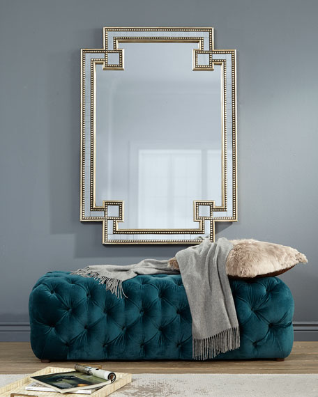 John-Richard Collection Mosaic Mirror