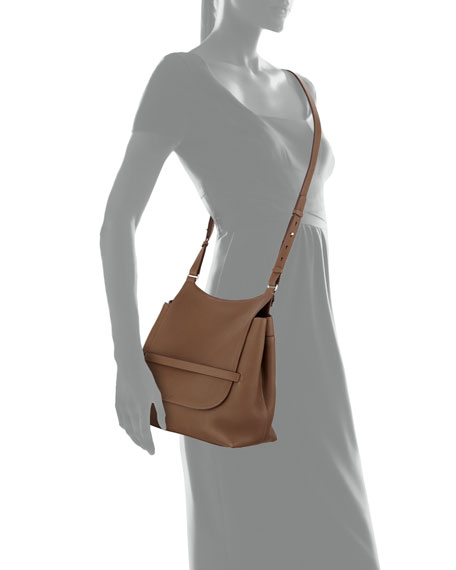 Sideby Calf Crossbody Bag