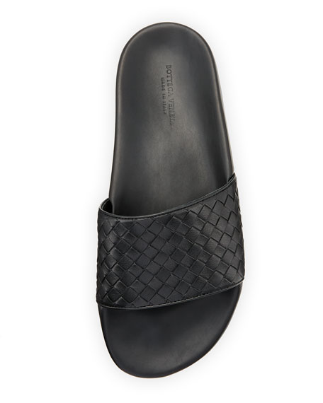 Lake Intrecciato Slide Sandals