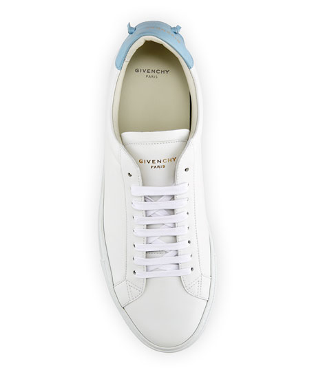 Image 2 of 4: Givenchy Men's Urban Street Leather Low-Top Sneakers