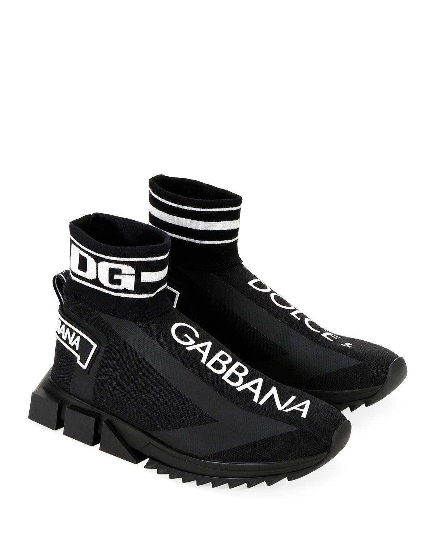 Dolce \u0026 Gabbana Men's Sorrento High-Top