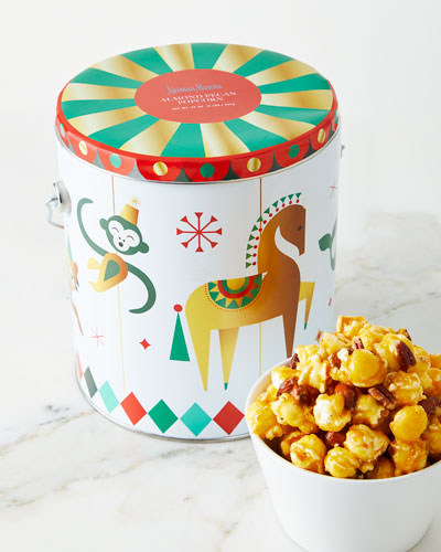 Almond Pecan Popcorn