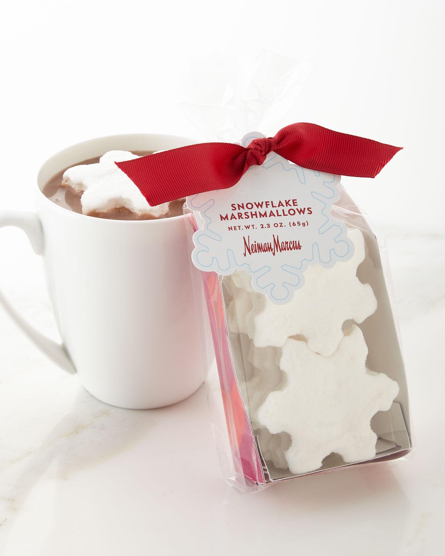 NM Snowflake Marshmallows | Neiman Marcus