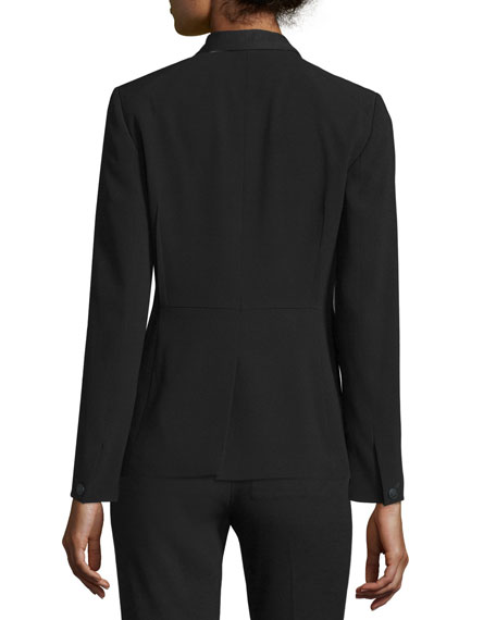 Rag & Bone Windsor One-Button Blazer, Black