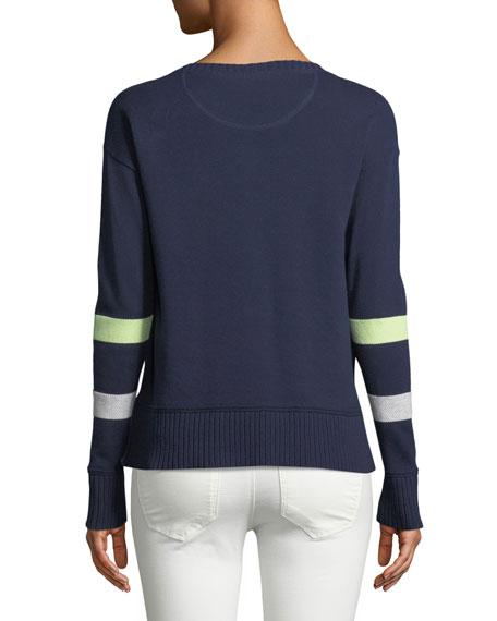 Heartthrob Cotton Sweater