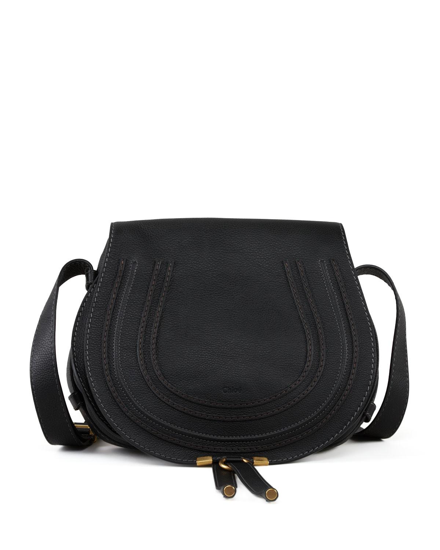 Chloe Marcie Medium Leather Crossbody Bag  e9e12e1407b7c