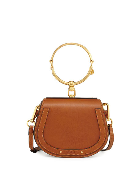 Image 1 of 2: Chloe Nile Small Bracelet Crossbody Bag