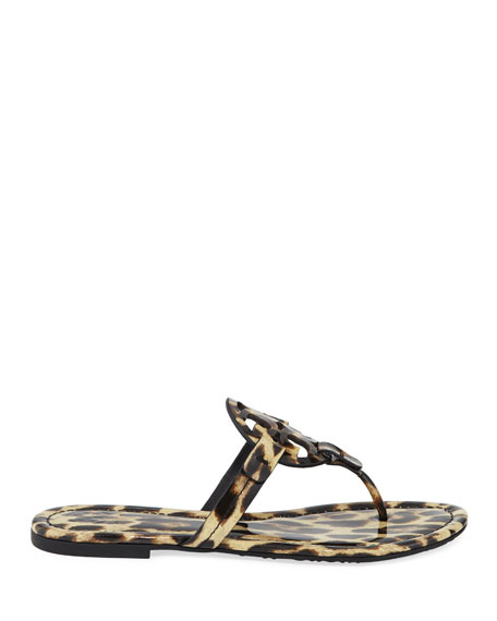 0a145322bc583 Image 2 of 4  Miller Printed Flat Thong Sandals