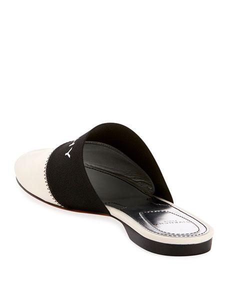 Givenchy Bedford Logo Mule Slide